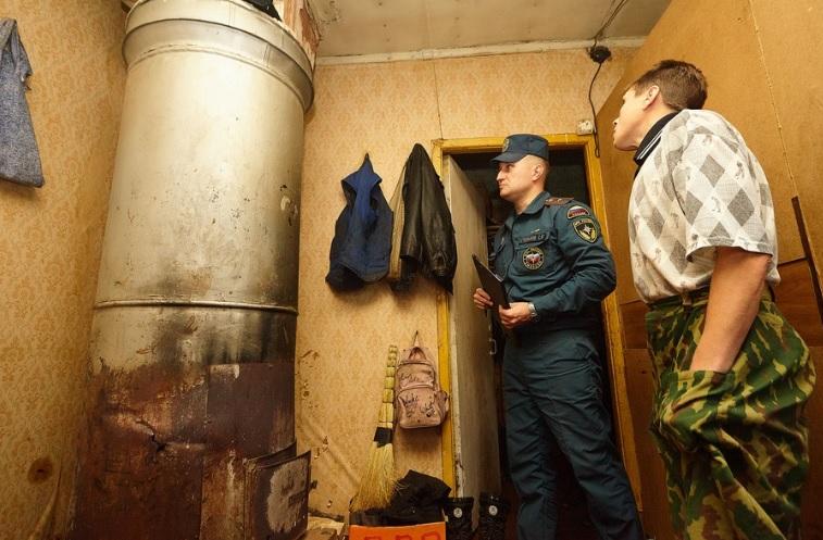 Прохладная погода заставляет проверять в Костроме непростые семьи