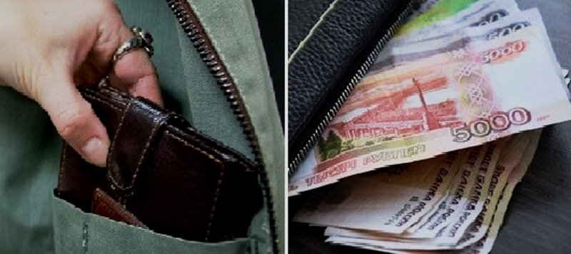 Нечистоплотная костромская продавщица умыкнула деньги у военного