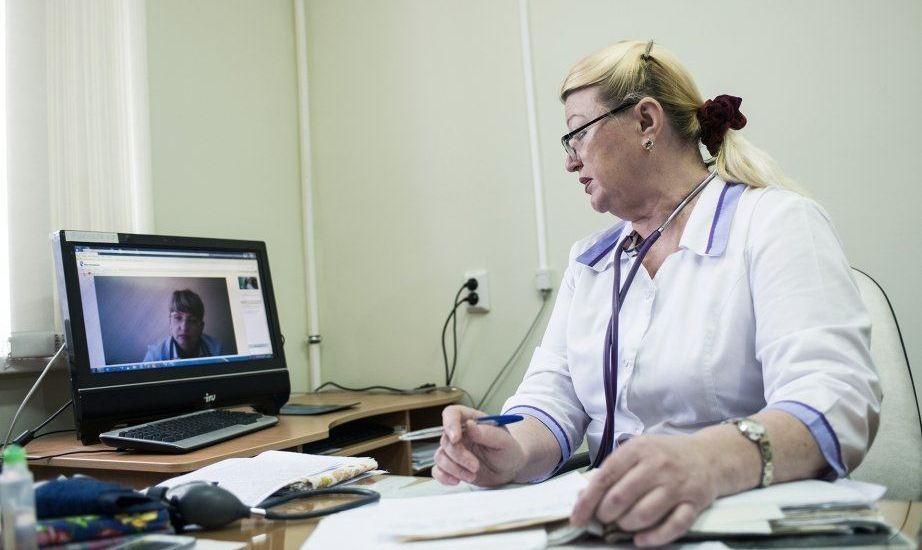 Цифровизацию костромской медицины отметили на федеральном уровне
