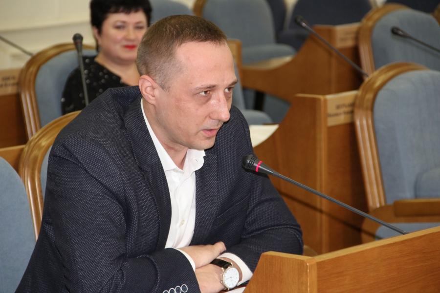 менее часа назад                                                                                                                                                                                                                                                                                               Совет молодых депутатов Костромской области выбрал нового председателя                                                                Им стал Андрей Кайдан — депутат Думы Костромы.
