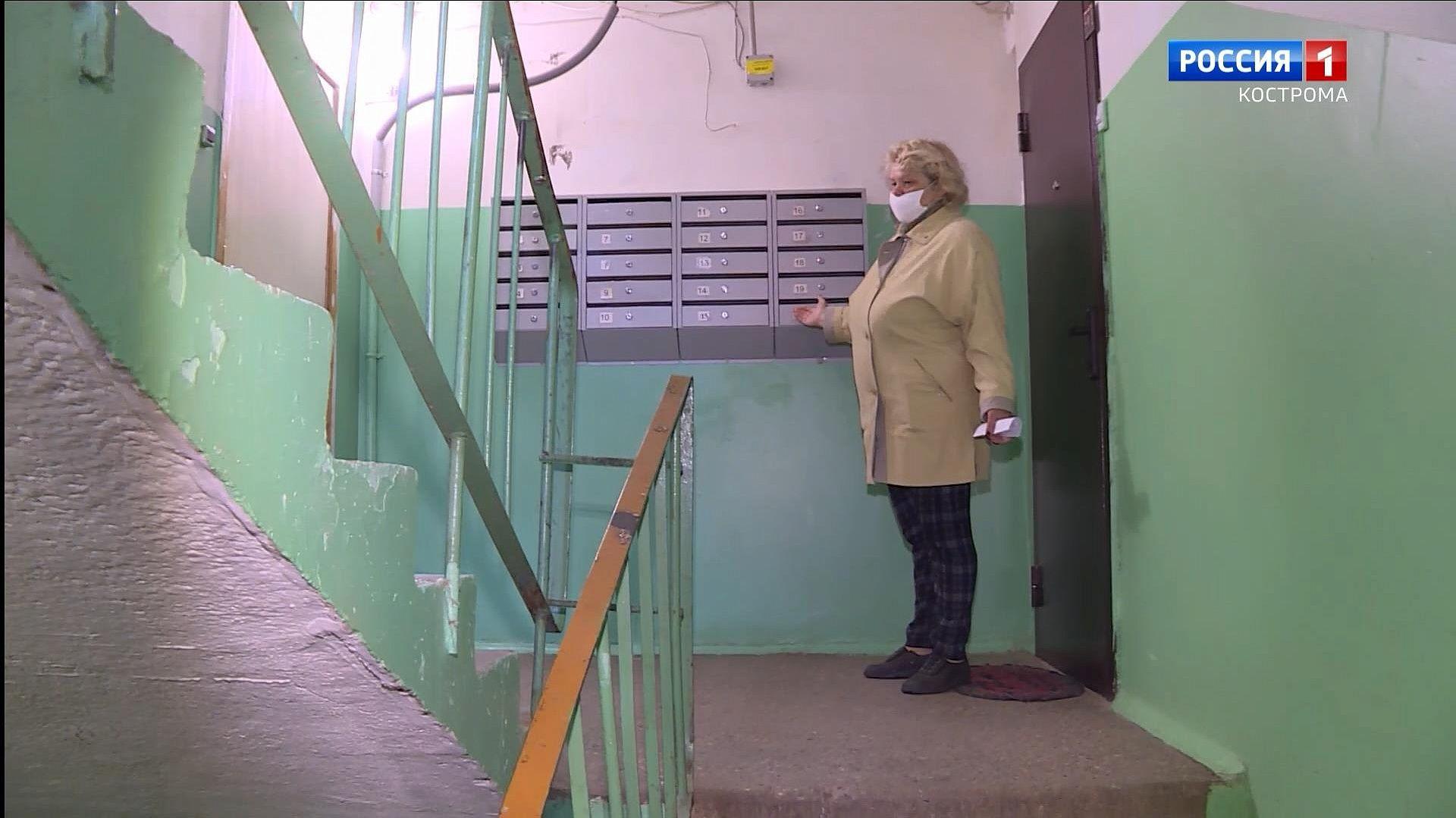 Прокуратура и Роспотребнадзор спросят с костромских управляющих компаний за уборку