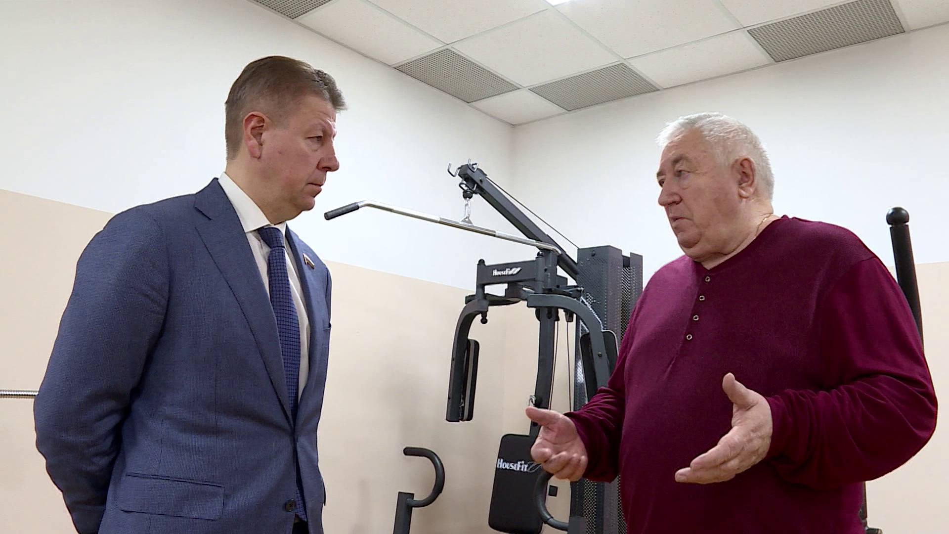 Костромской центр инвалидов войн получит государственную поддержку