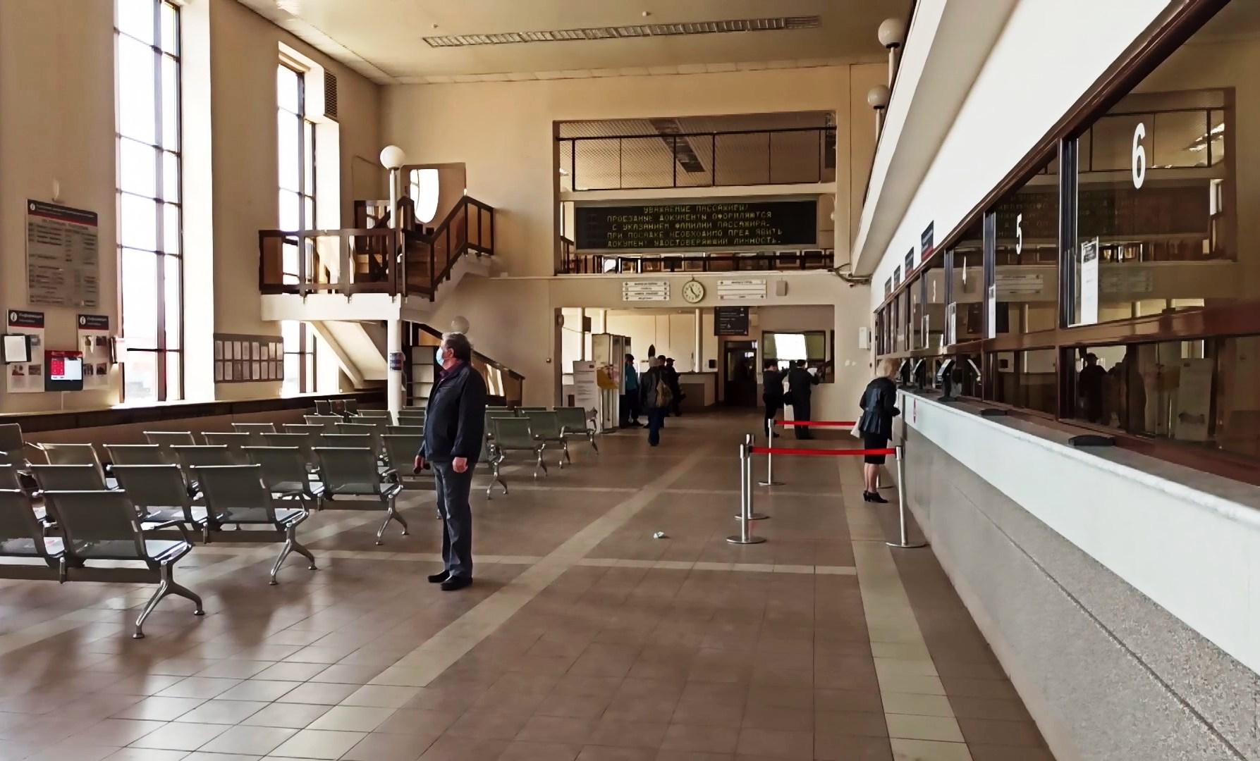В РЖД сообщили об изменениях на железнодорожном вокзале в Костроме