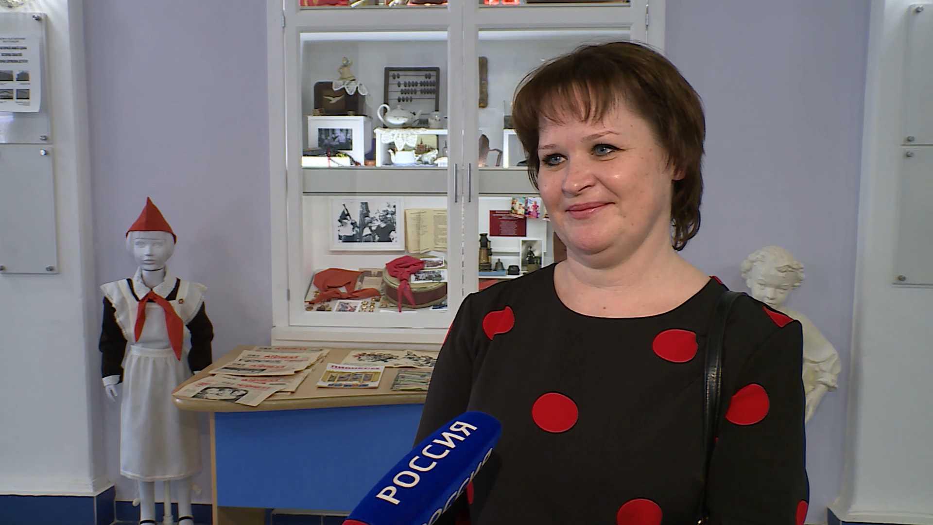 Учитель года в Костромской области работает в сельской школе