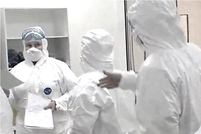 менее часа назад                                                                                                                                                                                                                                                                                               Врачи не смогли спасти ещё трёх болевших коронавирусом костромичей                                                                Всего с начала пандемии из-за COVID-19 скончались 393 жителя региона.