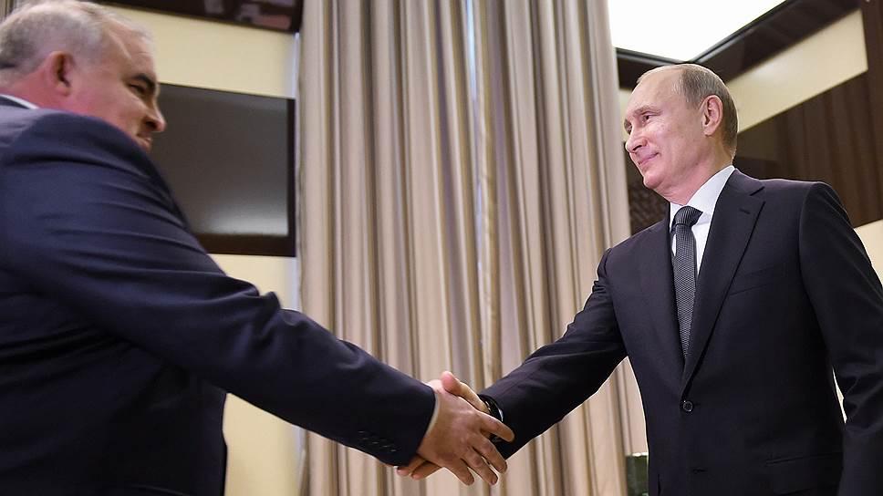 Президент Владимир Путин поздравил костромского губернатора