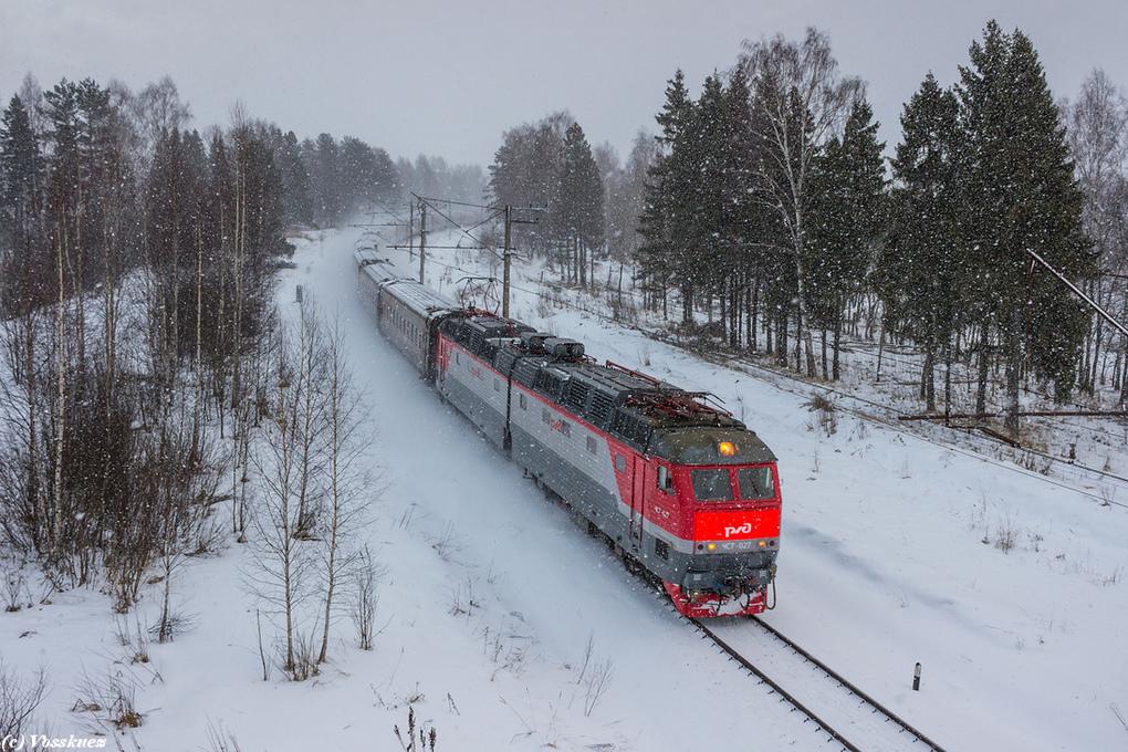 Электрички от Костромы до Ярославля изменят расписание