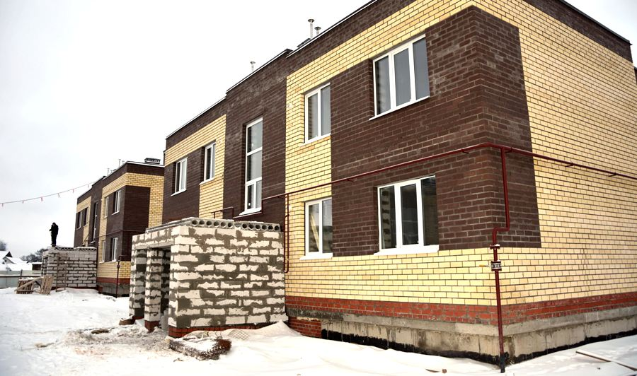 Для костромских детей-сирот построят ещё пять домов