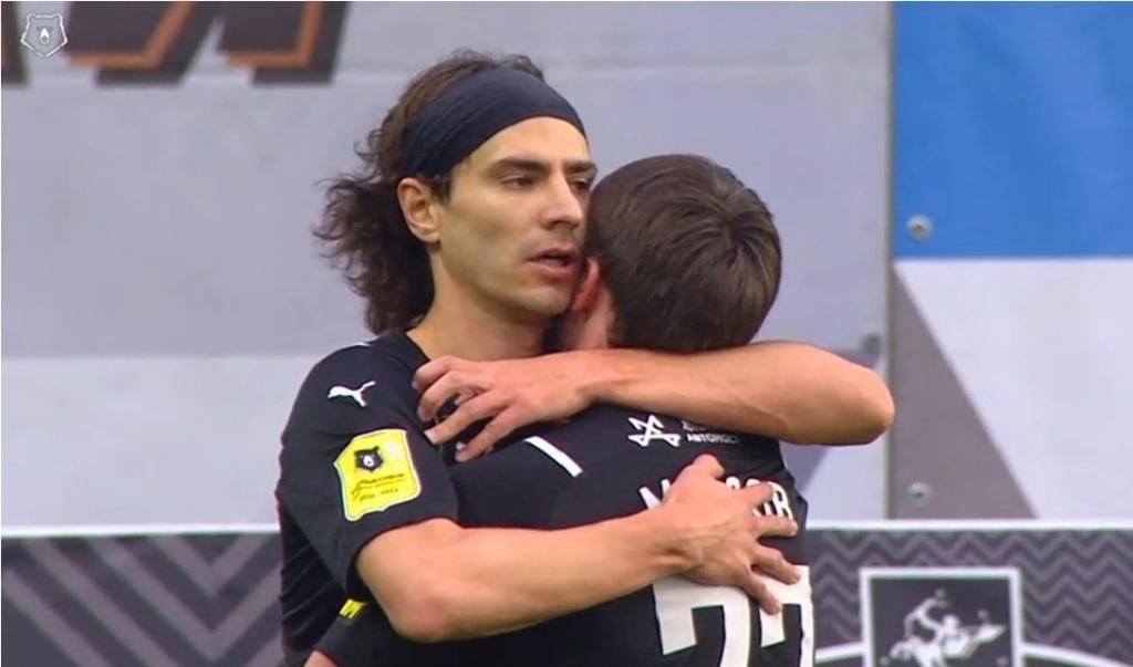 Костромской футболист забил победный гол в Российской Премьер лиге.