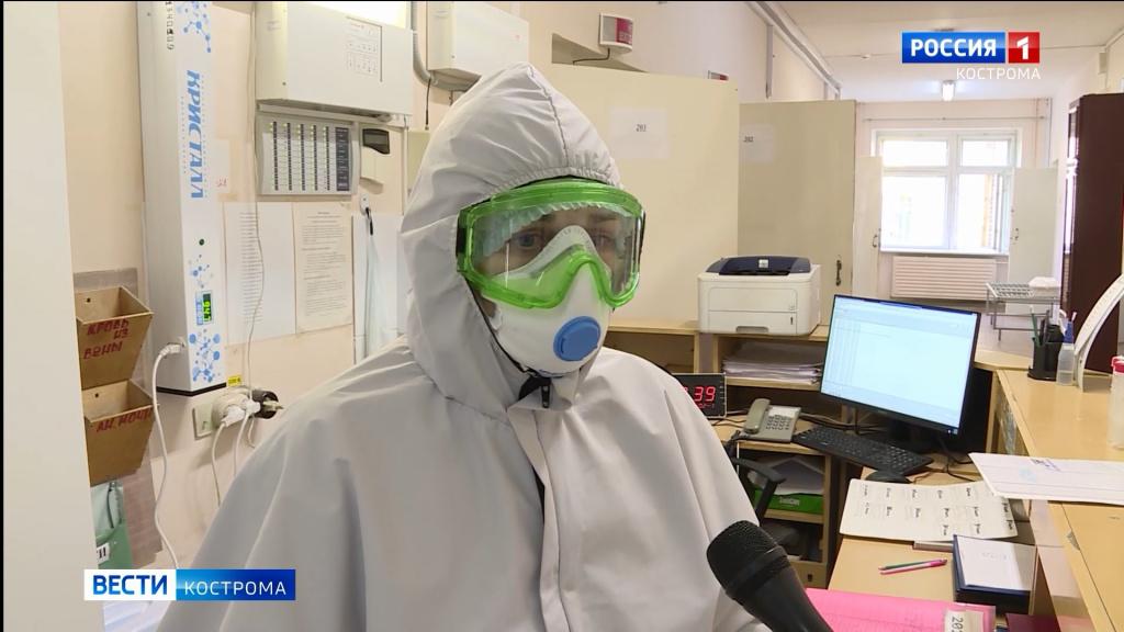 Умирает каждый десятый: врачи костромских «красных зон» бьют тревогу из-за нового штамма коронавируса