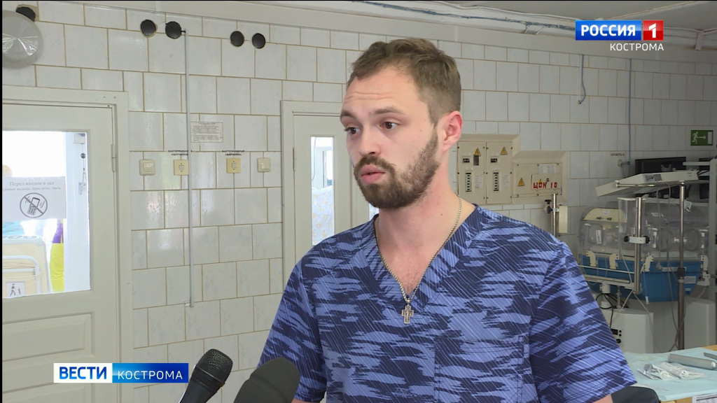 Костромичи помогли приобрести новое оборудование для детской больницы
