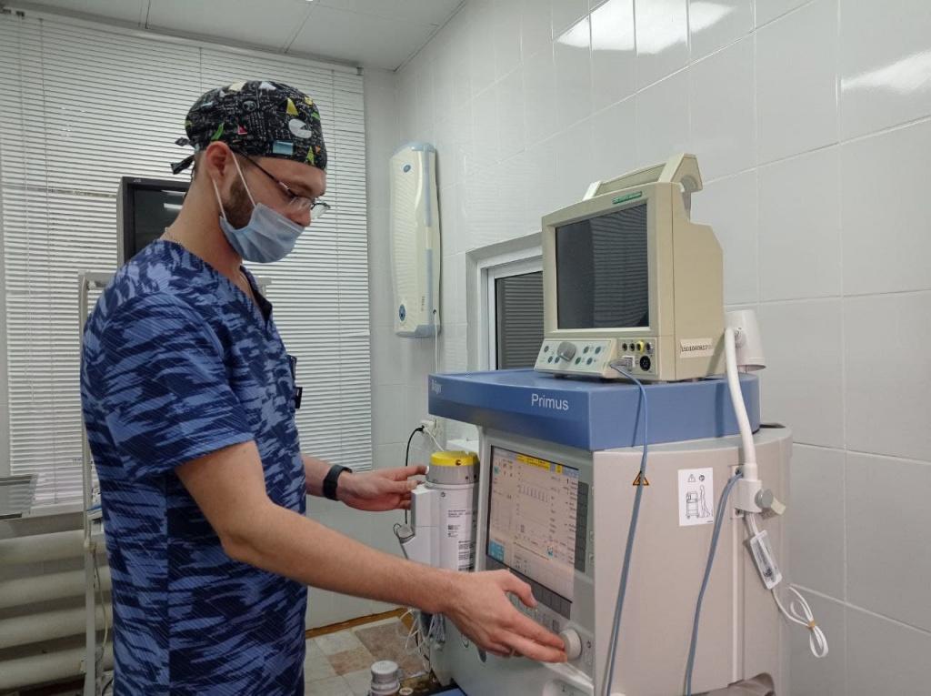 Оборудование экспертного класса поступило в Костромскую детскую больницу