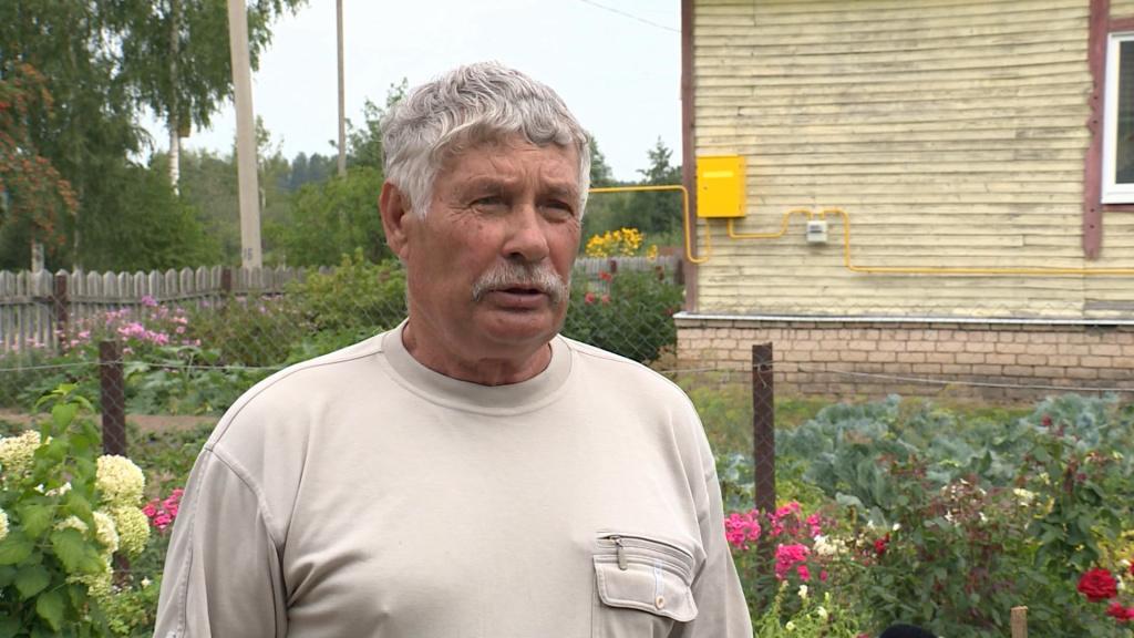 Сотни костромских пенсионеров воспользовались льготами на внутридомовую газификацию