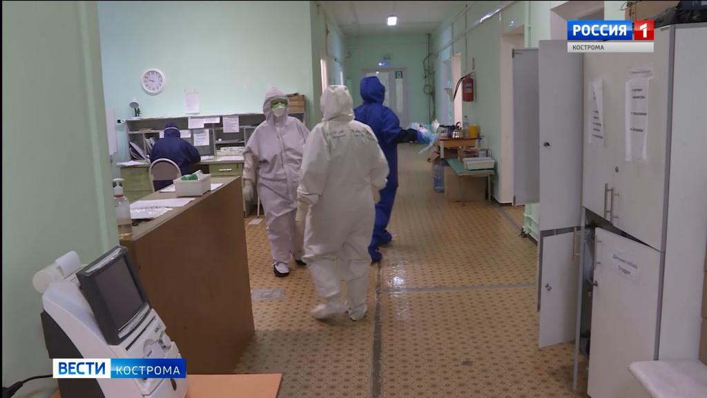 Главный ковид-стационар Костромы перестал зависеть от поставок кислорода