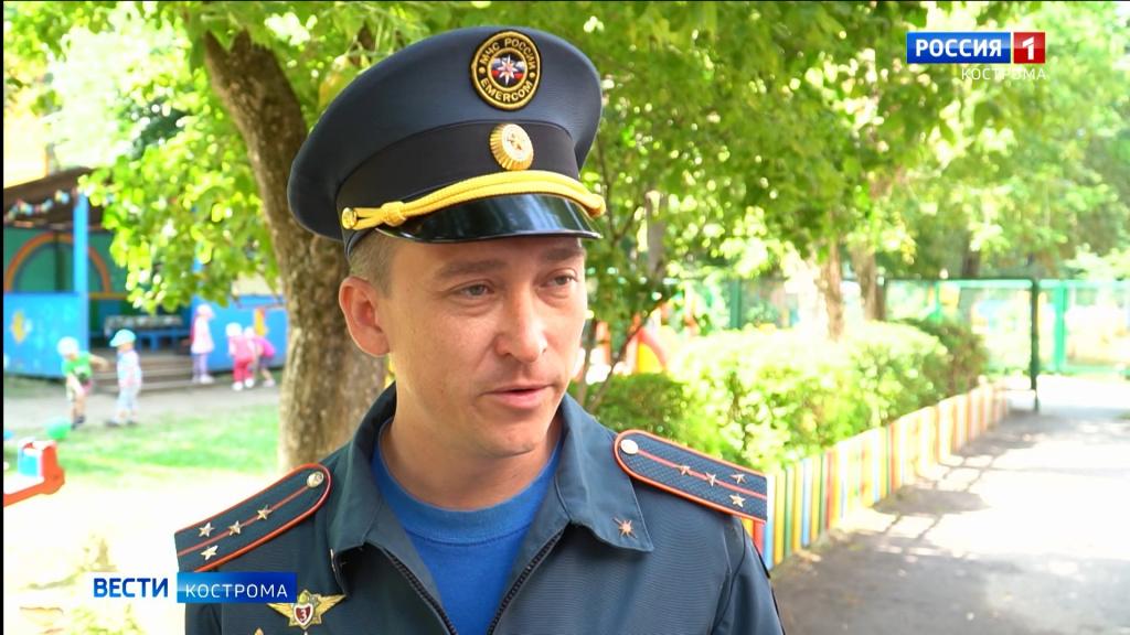 В Костроме началась приёмка детских садов к новому учебному году