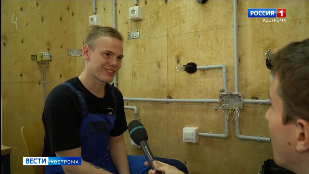 За выпускниками костромских техникумов работодатели встают в очередь