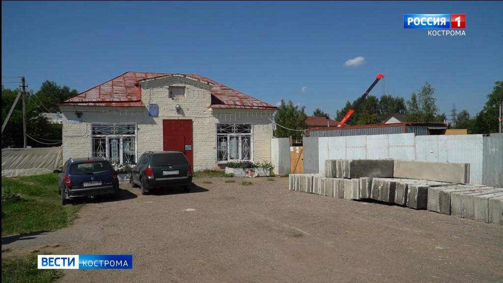 Новый клуб для селян под Костромой построят к Новому году
