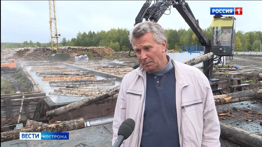 Модернизация Кадыйского фанерного комбината сказалась на жизни всего посёлка