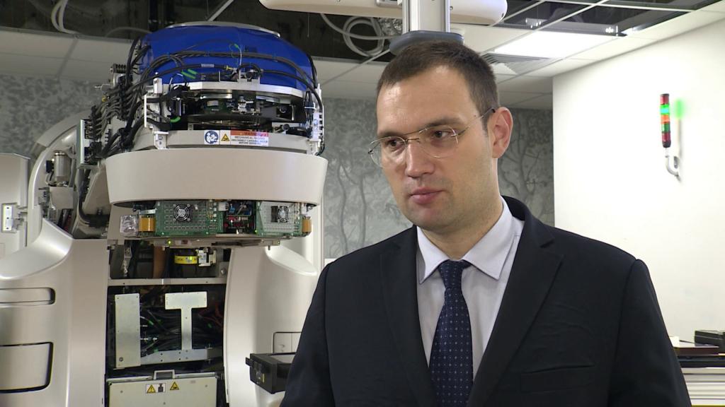 В Костромском онкодиспансере начали готовить к работе линейные ускорители