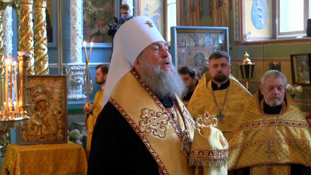 Список Феодоровской иконы отправился из Костромы в Казахстан