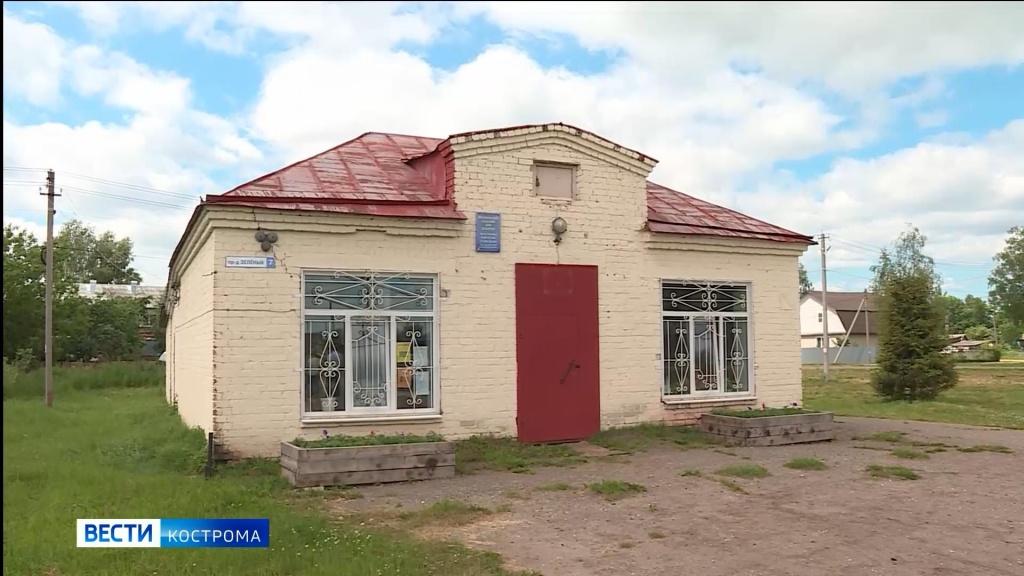 Народная стройка сельского ДК под Костромой «зависла»