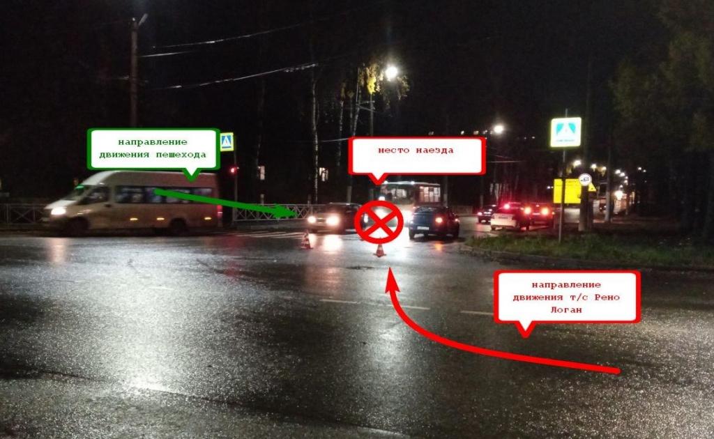 Двое детей попали под колеса машин за день в Костроме